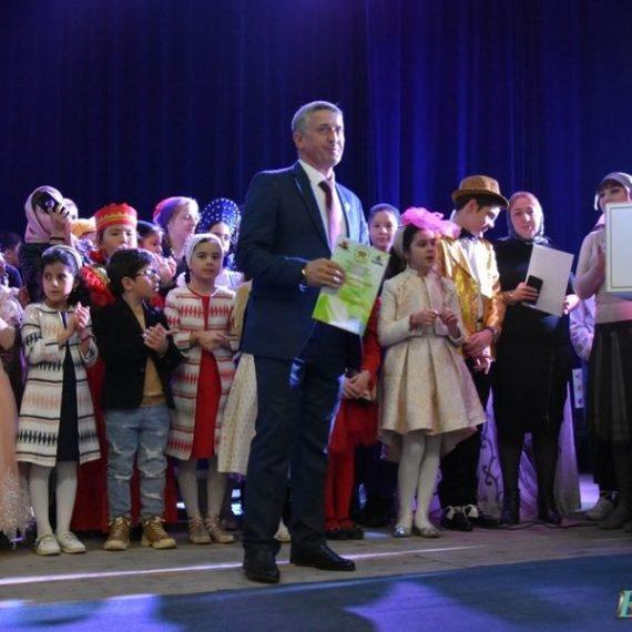 Состоялся XIV Всероссийский конкурс «Самородки России»