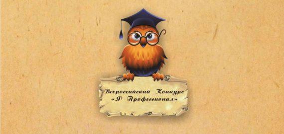 Результаты «Я ПРОФЕССИОНАЛ — 2020 г.»