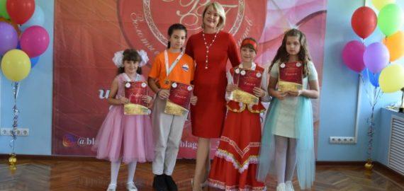 Золотые россыпи талантов