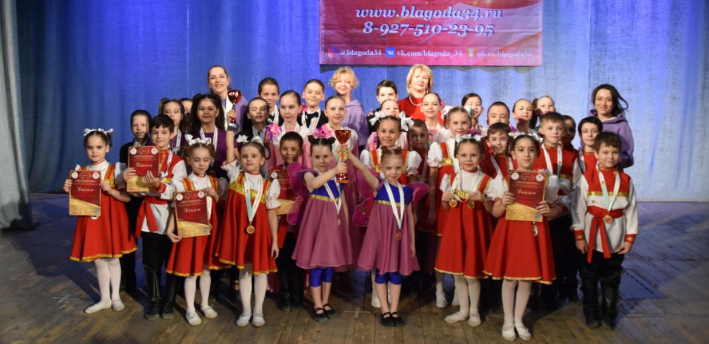 XXXVI Международный конкурс «ЗОЛОТЫЕ РОССЫПИ ТАЛАНТОВ» — 2021. г. Энгельс. Первое отделение