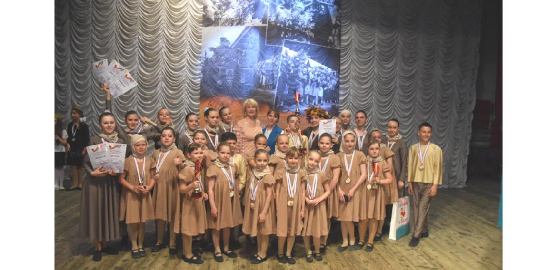 II Международный конкурс «День Победы – священный праздник» г. Волгоград. Первое отделение